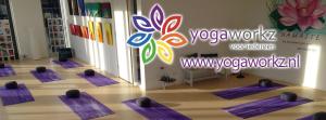 Yoga studio Yogaworkz in Hoofddorp