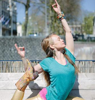 yogateacher Skadi van Paasschen Yin & Yang