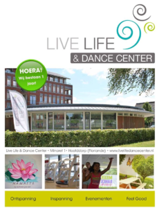 Live Life Dance Center 1 jaar